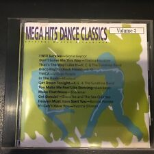 VARIOUS ARTISTS-MEGA HITS DANCE CLASSICS: VOLUME 3 PRIORITY