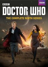 Doctor Who:The Complete Ninth Season 9 Nine (DVD, 2015) Brand New & Sealed!!4