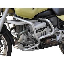 BMW R 1100 GS 93-99 Sturzbügel Schutzbügel Sturzschutz Motor silber IBEX