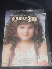CURLY SUE (DVD, 2003) Super RARE OOP, Fast FREE Shipping, NEW, James Belushi