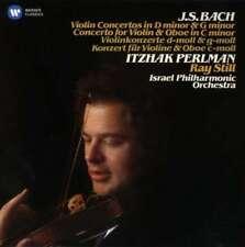 Itzhak Perlman - Bach, Js: Violin Concertos (af NEW CD