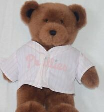Build A Bear  Brown Teddy Plush Kids Stuffed Animal Uniform Clothing Jersey Toy