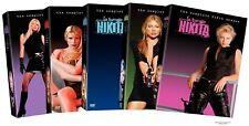 La Femme Nikita: The Complete Seasons 1-5 DVD *Brand New Sealed*