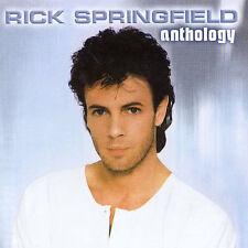 Anthology by Rick Springfield (CD, Mar-1999, Bmg)