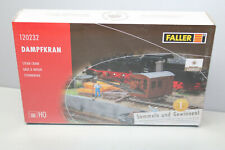 Faller H0 120232 Dampfkran Bausatz Neuware
