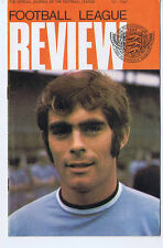 JOHN O'ROURKE COVENTRY Football League Reviewno.513