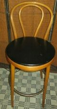 1 vtg Shelby Williams bentwood barstool bar stool 1948