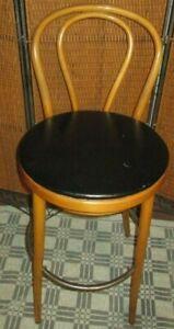 1 vtg Shelby Williams bentwood barstool bar stool 1948