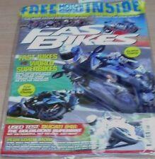 February Motorcycles Fast Bikes Magazines