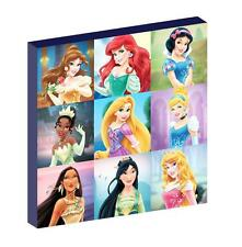 DISNEY PRINCESS CANVAS PICTURE