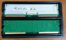 2x Samsung 256MB RDRAM NON-ECC PC800-40 MR16R1628AF0-CM8 & MR16R1628EG0-CM8