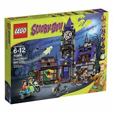 LEGO 75904 Scooby-Doo MYSTERY MANSION + 7 mini figures Velma sealed NIB