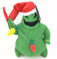 Nightmare Before Christmas Oogie Boogie Plush Musical Animated Lights Up Tree