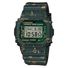 Casio Limited Edition G Shock Circuit Board Camouflage Watch DWE-5600CC