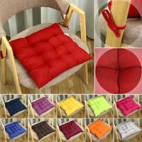 Home Office Soft Chair Seat Cushion Pad Floor Mat Garden Dining Room Patio 15inc