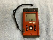 Hilti PD 30 Laser Range Meter PD30 Measuring Tool (NO POUCH)