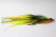 Firetiger Articulated Muskie, Pike, Big Bass fly