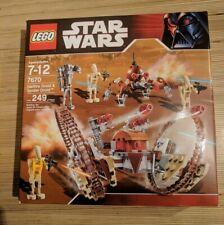Lego Bulk Lot of 80 Reddish Brown Technic Link Chains #3711 Star Wars Set 7670
