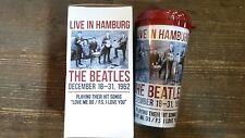Beatles Travel Mug - Hamburg - REISBEKER/TRAVEL MUG - NEW with box