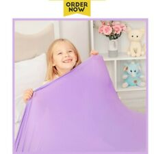 Sensory Compression Blanket | Lycra Bed Sheet for Kids & Adults | Deep Relaxing