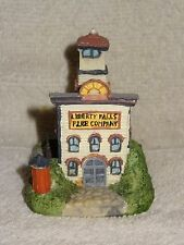 International Resourcing Figurine- Liberty Falls Fire Station- 1992