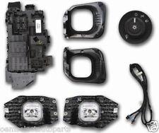 OEM 2015-2016 Ford F-250, F-350 Super Duty XL Complete Fog Light Lamp Add-On Kit