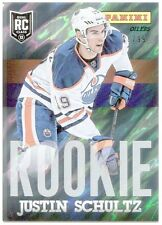 Justin Schultz 2013 Panini Hockey NATIONAL ROOKIE RC LAVA FLOW /99 D1236