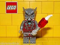 Lego Legends Of Chima Wakz Minifigure NEW