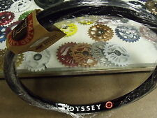 "ODYSSEY HAZARD LITE 36H BLACK 20"" X 1.75"" BMX BICYCLE RIM"