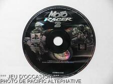En loose: Jeu MOTO RACER 2 pour playstation 1 ps1 ps one francais course bike