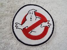 "GHOSTBUSTERS 3-3/4"" Embroidery Iron-on Custom Patch (E2)"
