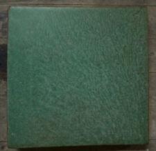 Matte Green Mosaic Tile Co. Vintage Field Tile