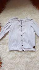 •TEX- Gilet/veste/cardigan blanc fille 5/6 ans été TBE•(lire annonce cpte)
