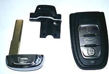 Audi Smartkey 3-Tasten A1 A3 A4 A5 A6 Q1 Q3 Q5 Q7 TT Schlüssel Gehäuse key FB