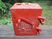 Vintage Acme Fire Alarm Box with mechanism