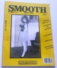 Smooth Magazine From Swish Publications No 97  Latex & Leather Fashion Magazine