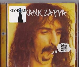 FRANK ZAPPA BEBOP TANGO CONTEST LIVE! 1974 NEW YEAR'S EVE BROADCAST CD UK IMPORT