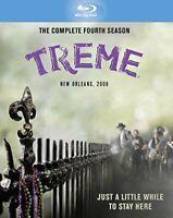 Treme - Season 4 [Blu-ray] [2015] [Region Free] [DVD][Region 2]