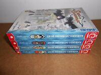 Shrine of the Morning Mist vol. 1-4 Manga Graphic Novel Book Lot in English
