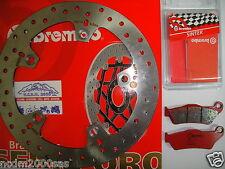 DISCO FRENO POSTERIORE BREMBO 68B407C0 + PASTIGLIE 07BB28SP BMW K 1300 S 2011