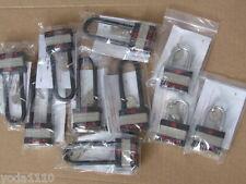 Lot of 10 Ruger pistol rifle MKIII Mini 14 30 Gun Locks padlock with Key 10/22
