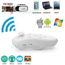 For Smartphone Remote Control VR BOX 3D Bluetooth Virtual Reality Glasses Game
