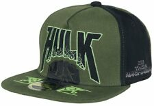 Cappello The Hulk Fist Marvel Thor Ragnarok Snapback Cap Hat Bioworld