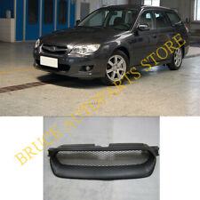 For Subaru Legacy 2008~2009 1* Front Hood Bumper Sport Mesh Grill Grille j Refit