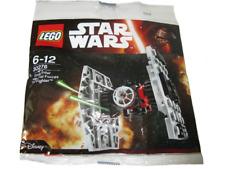 Nuevo Lego Star Wars fuerzas especiales de primer orden Tie Fighter 30276 Bolsa De Polietileno