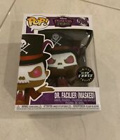 Dr. Facilier with Mask (CHASE) EXCLUSIVE FUNKO Pop Vinyl Figure *NEW* RARE!