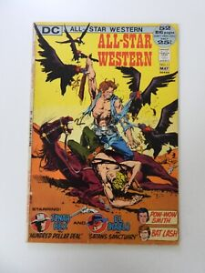 All Star Western #11 2nd appearance of Jonah Hex VG condition