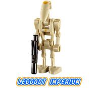 LEGO Battle Droid Commander - Star Wars - sw415 FREE POST