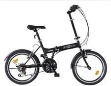 Bicicleta plegable de acero