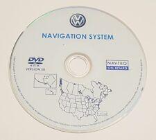 OEM 2007 VW VOLKSWAGEN NAVIGATION SYSTEM MAP DISK DVD VERSION 5B S0022-0070-707